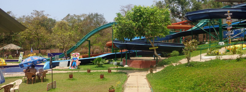 Аквапарк Splashdown Waterpark Goa